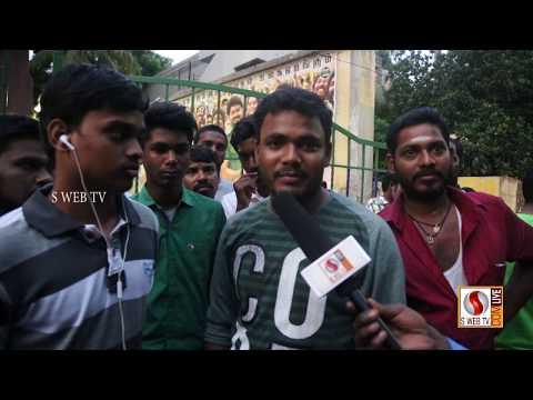 தமிழிசையை கிழித்த விஜய் ரசிகர்கள் Mersal Issue Public Reaction | s web tv