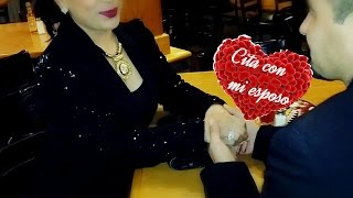 cita con mi esposo dia de san valentin