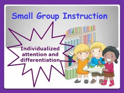 Effective Small Group Differentiated Instruction Youtube