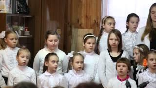 церковный хор Крещение