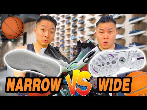 BEST BASKETBALL SHOES OF 2020 (Wide & Narrow Feet)