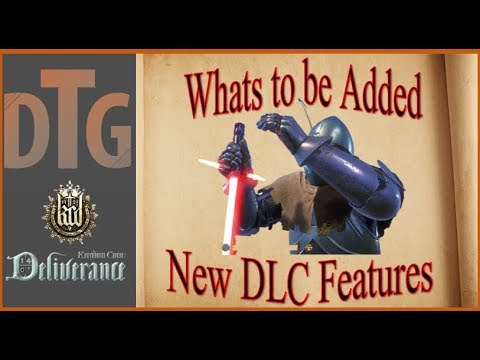 Kingdom Come Deliverance 5 Small Improvements That the DLCs should Add |