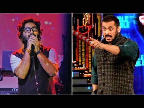 Arijit Singh Issues Public Apology To Salman Khan !