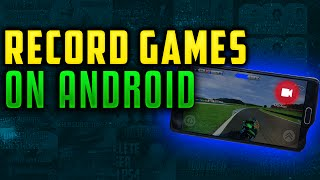 How To Record Gameplay On Your Android Phone 2016! (No Root & No Lag! - Record Your Android Screen!