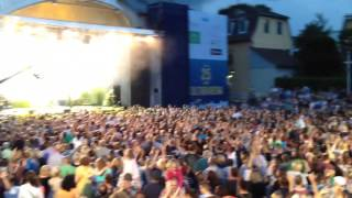 "JORIS ""Sommerregen"" Kulturarena Jena 29.07.2016"