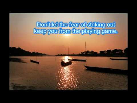 Softball Quotes Inspirational Quotes For Game Day Youtube