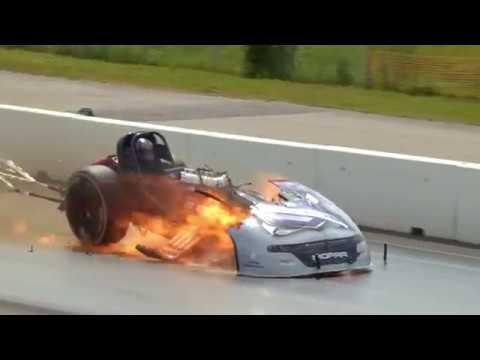 NHRA Hardcore Crashes (Part 2)