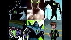Ben 10 | All Alien X Transformations |Ben 10 Alien Force | Ben 10 Ultimatrix | Ben 10 Omniverse [HD]