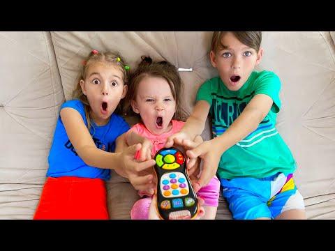 Five Kids Magic