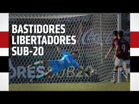 LIBERTADORES SUB-20: SÃO PAULO 1 x 1 TALLERES (GOLS E BASTIDORES) | SPFCTV