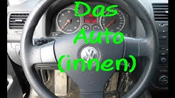 Learn German: Das Auto (innen)