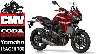 Yamaha Tracer 700 - test, opinia, recenzja, prezentacja, jazda testowa - CMV Moto Testy