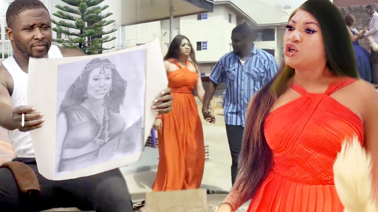 """Download How The Poor Artist Won The Heart Of The Arrogant Princess """"New Movie"""" 1&2-Onny/Queeneth 2021 Movie"""