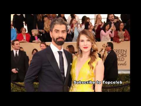 Lily Rabe with Her Handsome Boyfriend  Hamish Linklater Lovely Album...How Cute??
