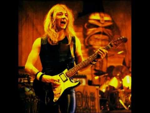 Iron Maiden - Live After Death [Highlighted Dave Murray Guitar]