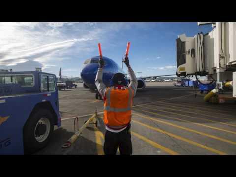 In a Blink: Southwest Airlines at Denver