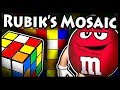 How to Draw M&Ms  - Red M&Ms - Rubik's Cube Art