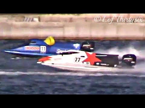 Powerboat Formula 2, Qualifications - Brindisi Offshore 2015 [Full Video]