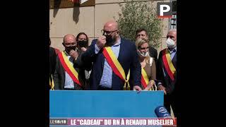 """Régionales : le """"cadeau d'anniversaire"""" du Rassemblement national à Renaud Muselier"""