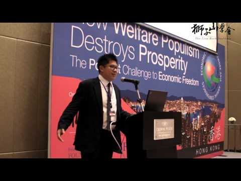 2012 EFN Asia Conference - The Culture of Dependency Presentation by Simon Lee