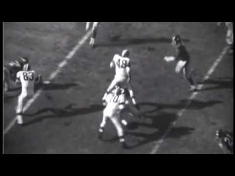 1964 Giants at Browns Game 7 Film Clips