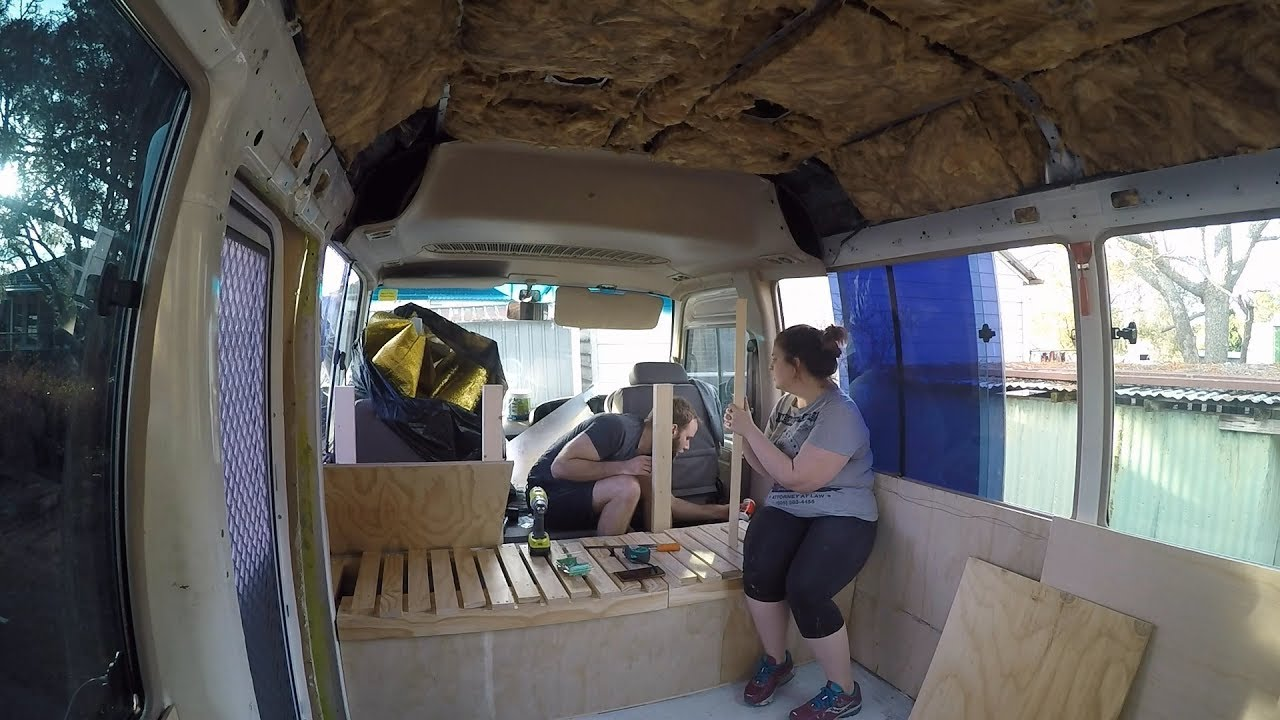 toyota coaster school bus conversion
