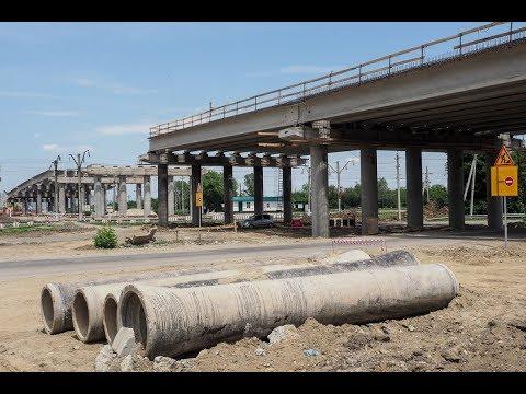 Новый мост соединит две части Невинномысска