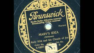 Andy Kirk and his Clouds of Joy - Marys Idea