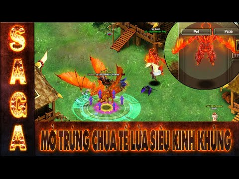 Mở Trứng Chúa Tể Lửa – Cảm Giác Như Đại Gia Việt Nam [Game For Fun] – [Chơi Là Vui – Xem Là Thích]