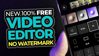 Free Video Editing App Without Watermark