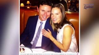 La historia detrás del anillo de compromiso de Hillary Swank y su fiancee colombiano