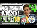 FIFA 18 CAREER MODE SWANSEA EPISODE 4 - Climbing the Table!!!