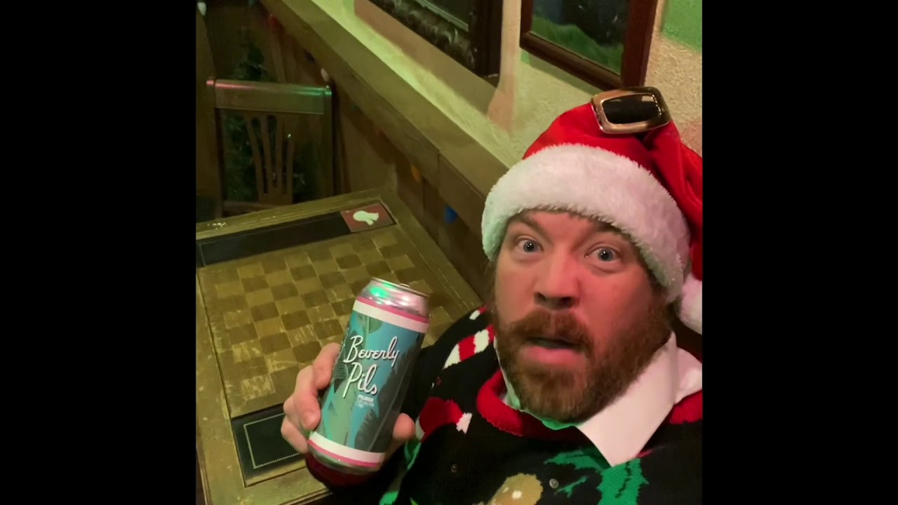 24 Beers of Christmas! Day #7 (2020) Indie Brewing Co. Beverly Pils pilsner