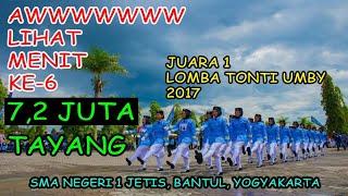 AWALNYA DIKIRA SALAH BARISAN.. TERNYATA MENAKJUBKAN..!! SMA Negeri 1 Jetis Bantul II LBB UMBY 2017 MP3