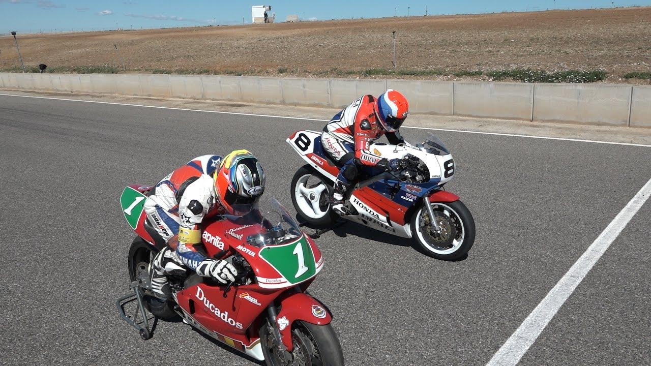 Circuito De Alcarras : Horas de resistencia clasicas en el circuito alcarras