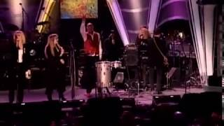 "Fleetwood Mac performs ""Say You Love Me"" at the 1998 Rock & Roll Hall of Fame Inductions"