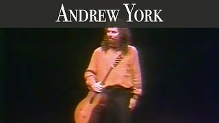Andrew York - full concert at Ambassador Auditorium, CA 1991