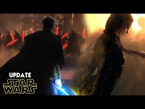 New Star Wars Trilogy Update! (Star Wars News)