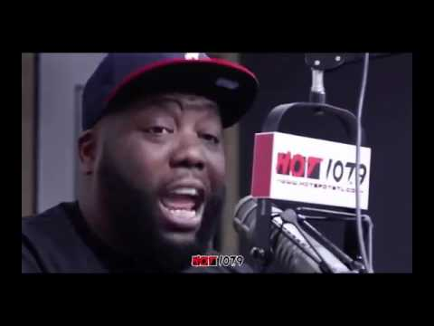 "Killer Mike Has A Solution To The Problem ""TAKE YOUR MONEY OUT OF THEIR BANKS!"""