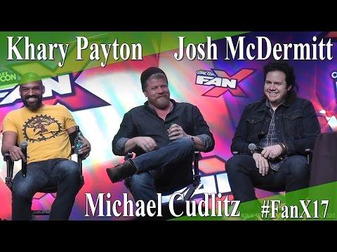 The Walking Dead - Full Panel/Q&A - FanX 2017