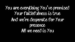 Martin Smith - Waiting Here For You w/ lyrics