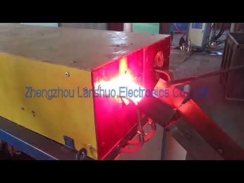 Induction Heating Forging Machine For Forging Elbow / Steel Plat / Gears / Bolts And Nuts / Bearing