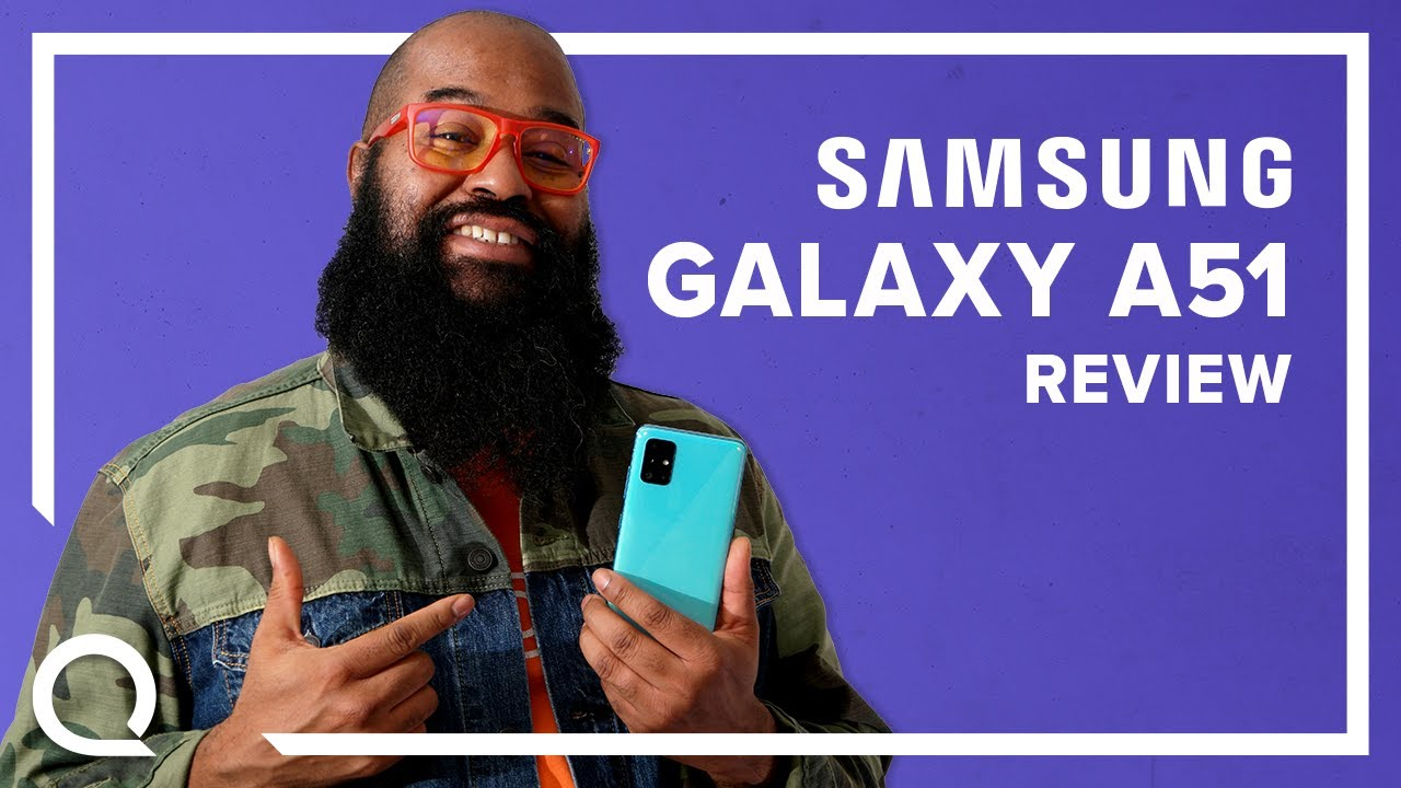 400 Can Go Pretty Far Galaxy A51 Review Youtube