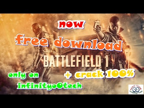 Battlefield 1for Pc Free Download Now +crack.100% Working