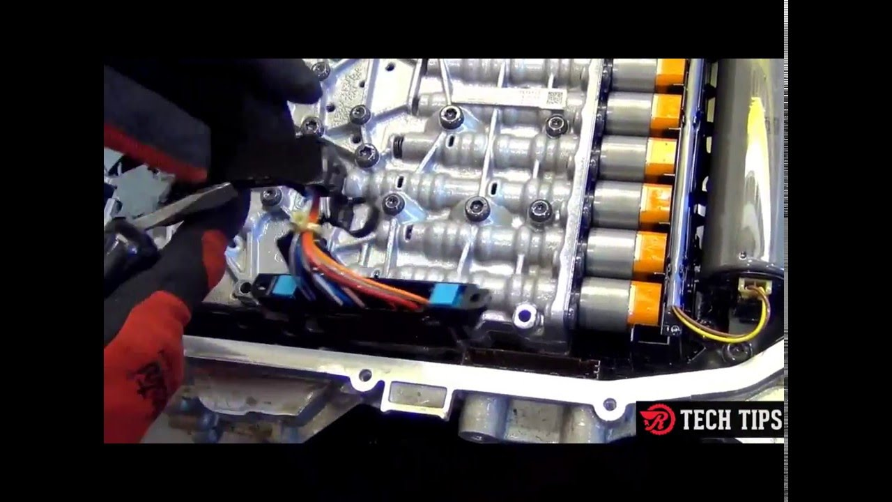 ray's garage tech tip: zf8hp55 - youtube