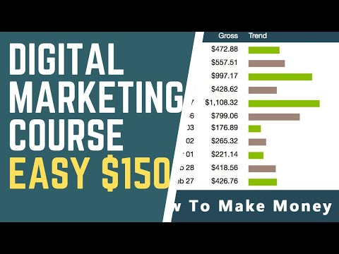 Digital Marketing Course -  Digital Marketing Tutorial for Beginners thumbnail