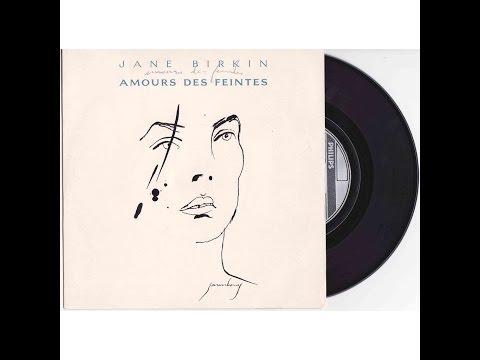 Amours Des Feintes - Jane Birkin (1990)