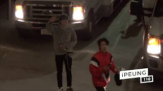 [FANCAM] 180623 #SuperJunior #슈퍼주니어 leaving #Kcon18NY Prudential Center by ipeung110_HD (FULL)