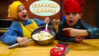"""Шоу """"Я готовлю Лучше"""" Завтрак в Лаваше.  Видео для детей"""