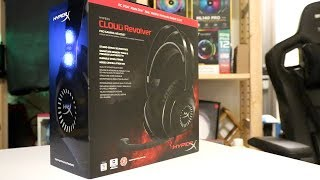 The Perfect Gaming Headset - Hyper X Cloud Revolver (3.5mm)